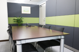 事務所相談室の写真